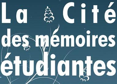 La cité des mémoires étudiantes